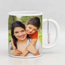 Personalized White Color Photo Mug By GiftsOnn