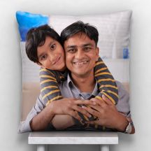 GiftsOnn Square Shaped Printed Pillow -Gifts For All Occasions