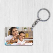 Personalized Mdf Key Chain By GiftsOnn